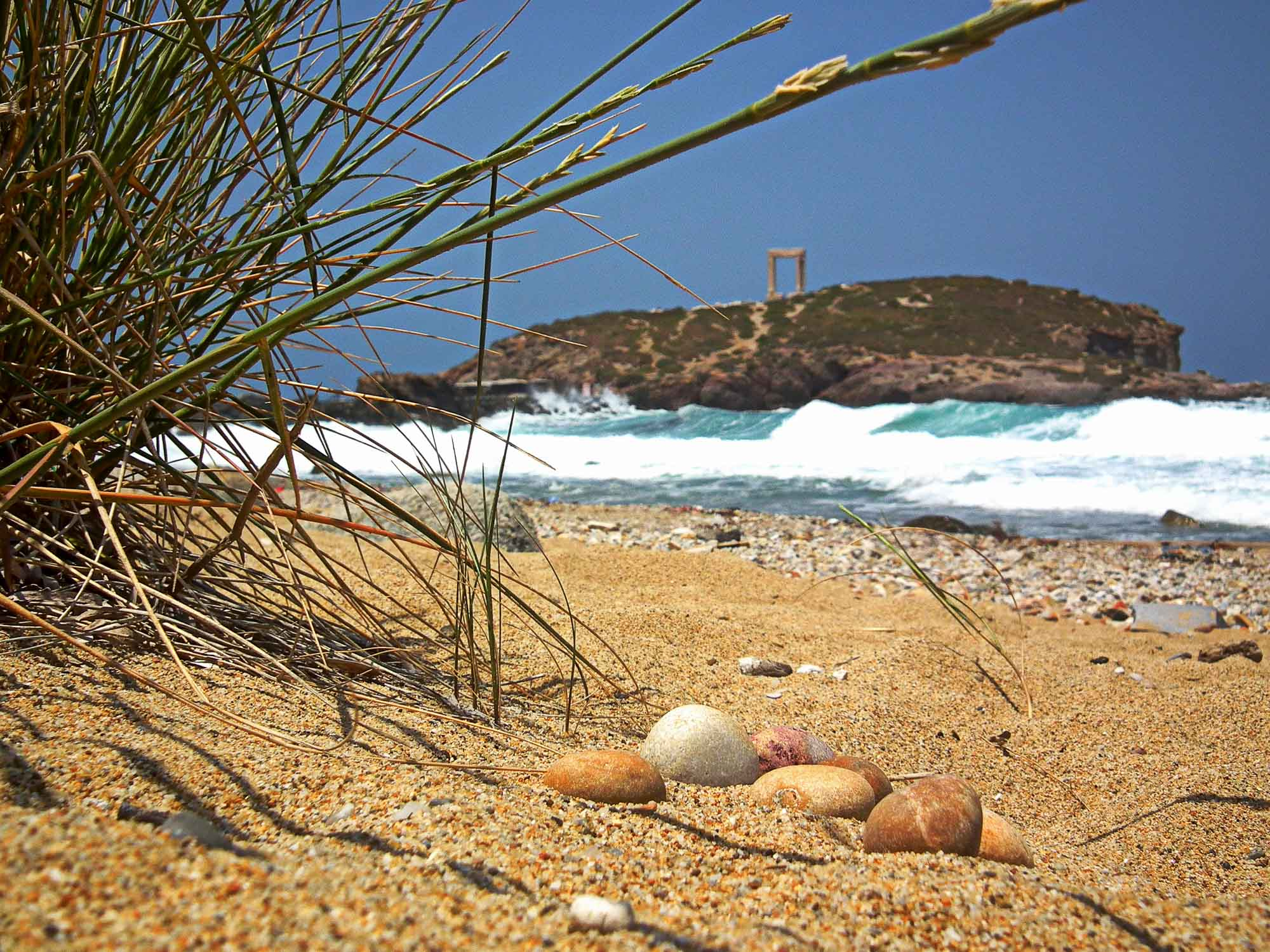 Best Beach On Naxos